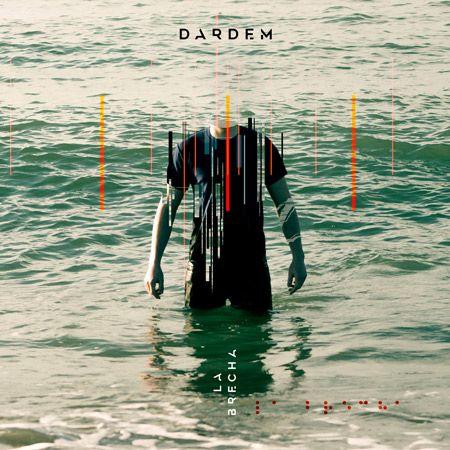 Portada del nuevo disco de Dardem, La Brecha (2016)