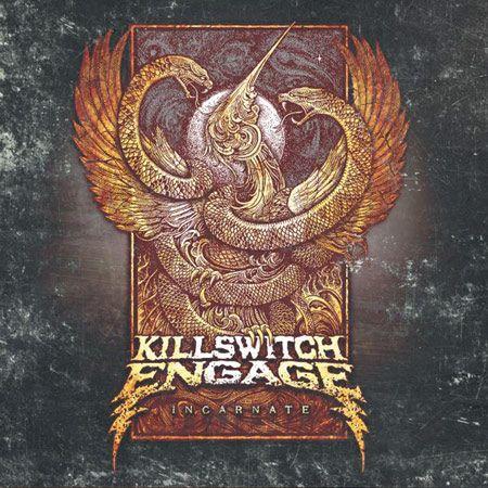 Portada del nuevo disco de los norteamericanos Killswitch Engage: Incarnate