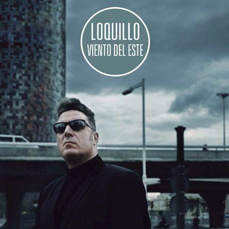 Cubierta del nuevo disco de Loquillo: 'Viento del este', el cual sale a la venta en abril de 2016