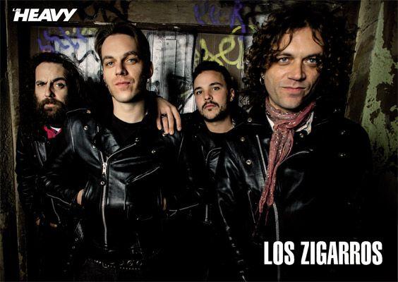 Poster Los Zigarros La Heavy nº383