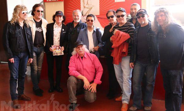 Rocktiembre 2016 rueda de prensa Plaza Toros Ventas