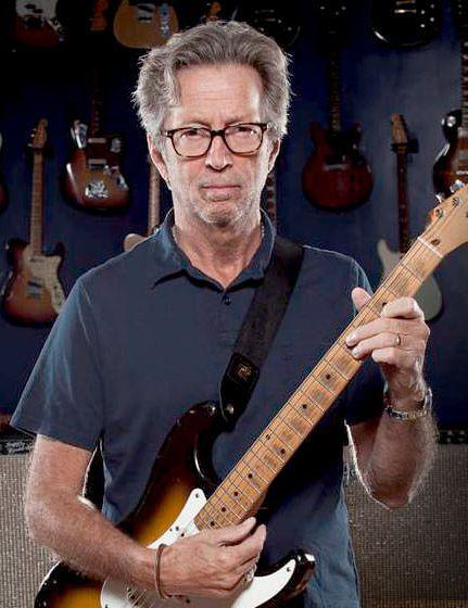 El guitarrista en una fotografía promocional