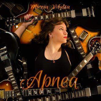 Cubierta de la nueva referencia de la cantante y guitarrista catalana Mireia Vilalta