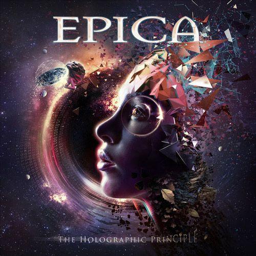 Cubierta del nuevo disco de estudio de la banda Epica