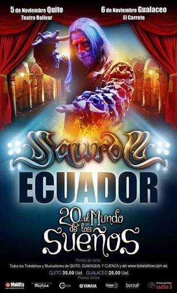 saurom-ecuador