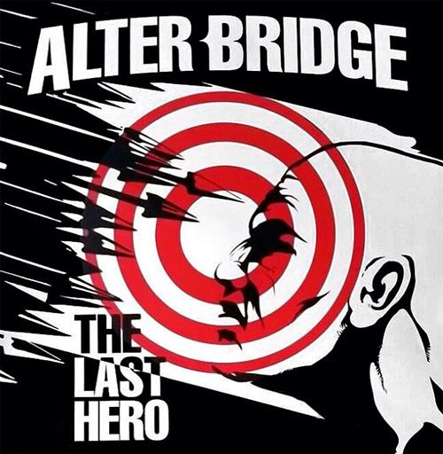 Portada de The Last Hero de Napalm Records