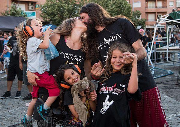 Granito Rock, festival para toda la familia | Foto: Andrés Abella