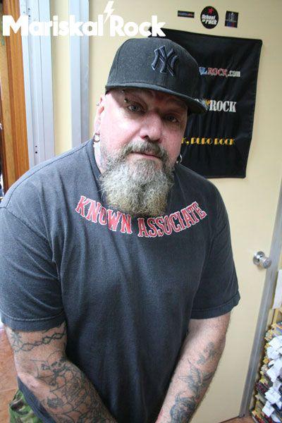 Paul Di'Anno cáncer según Blaze Bayley