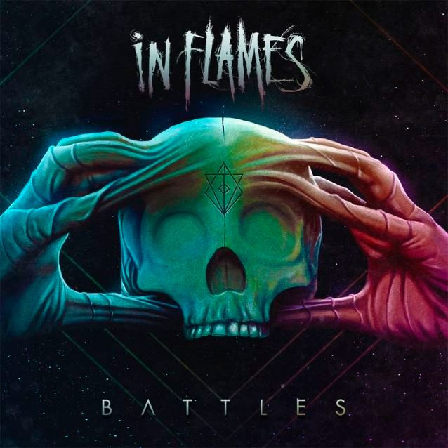 Battles album de in flames