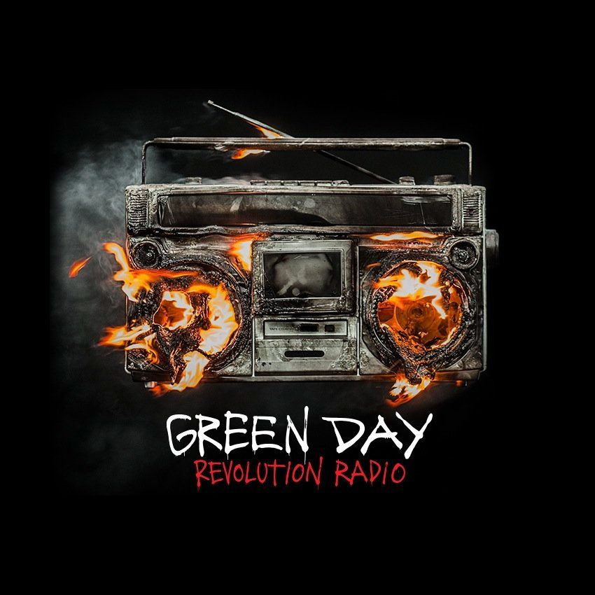 revolution radio green day