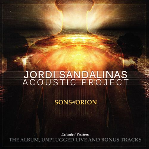 sandalinas-sons-of-orion-extended-portada