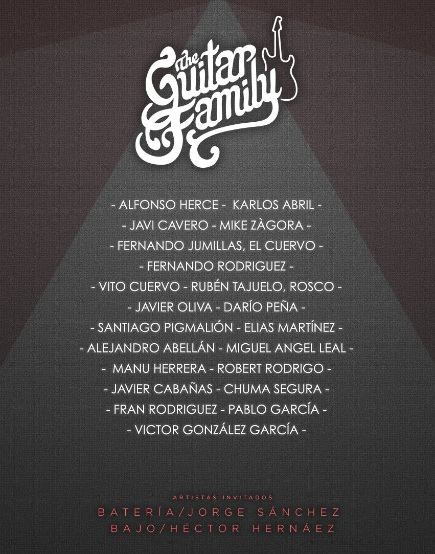 cartel-the-guitar-family