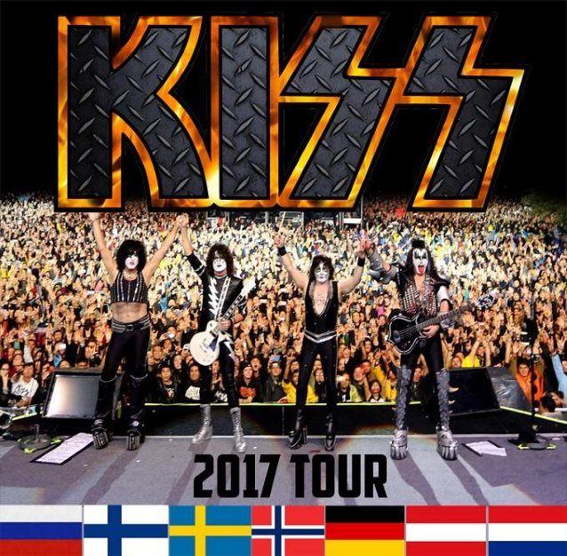 Resultado de imagen de gira kiss world