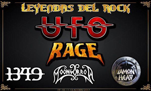 Leyendas del rock 2017 suma a ufo rage y tres nombres m s for Festivos alicante 2017
