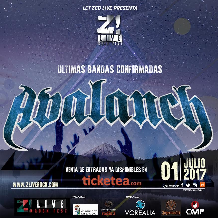 avalanch-z-live