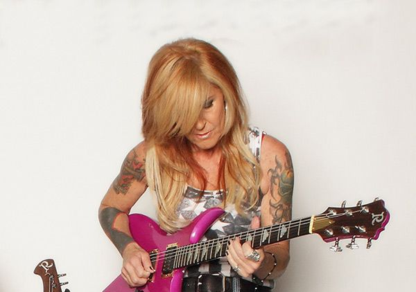 lita ford the bitch is back