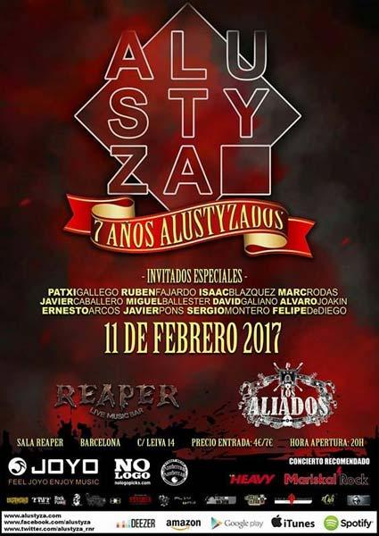 póster-concierto-alustyza-en-barcelona