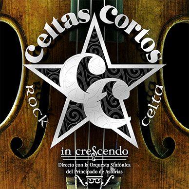 Portada del disco In Crescendo de Celtas Cortos