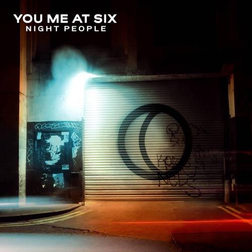 Portada del disco Night People de You Me At Six