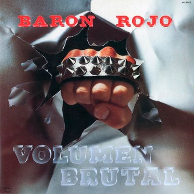 'Volumen brutal' de Barón Rojo