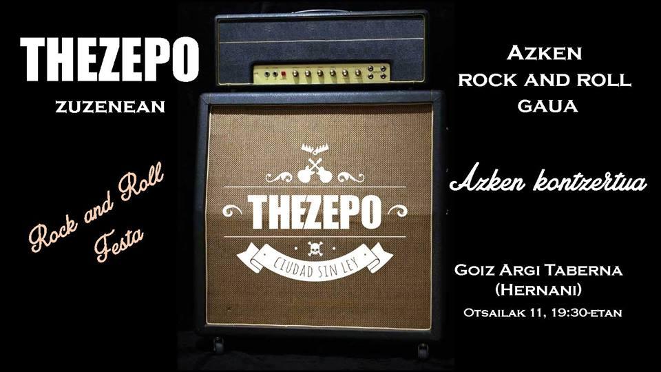 the zepo concierto