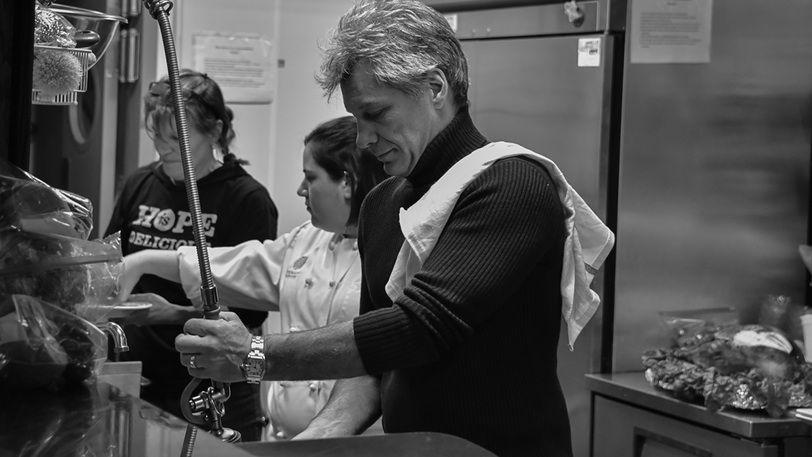 Bon Jovi 5 restaurante