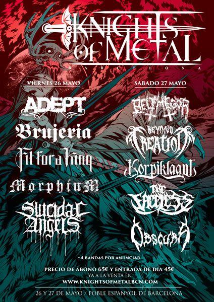 Knights-of-metal-cartel-por-días
