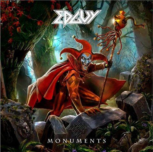 Monuments-Edguy
