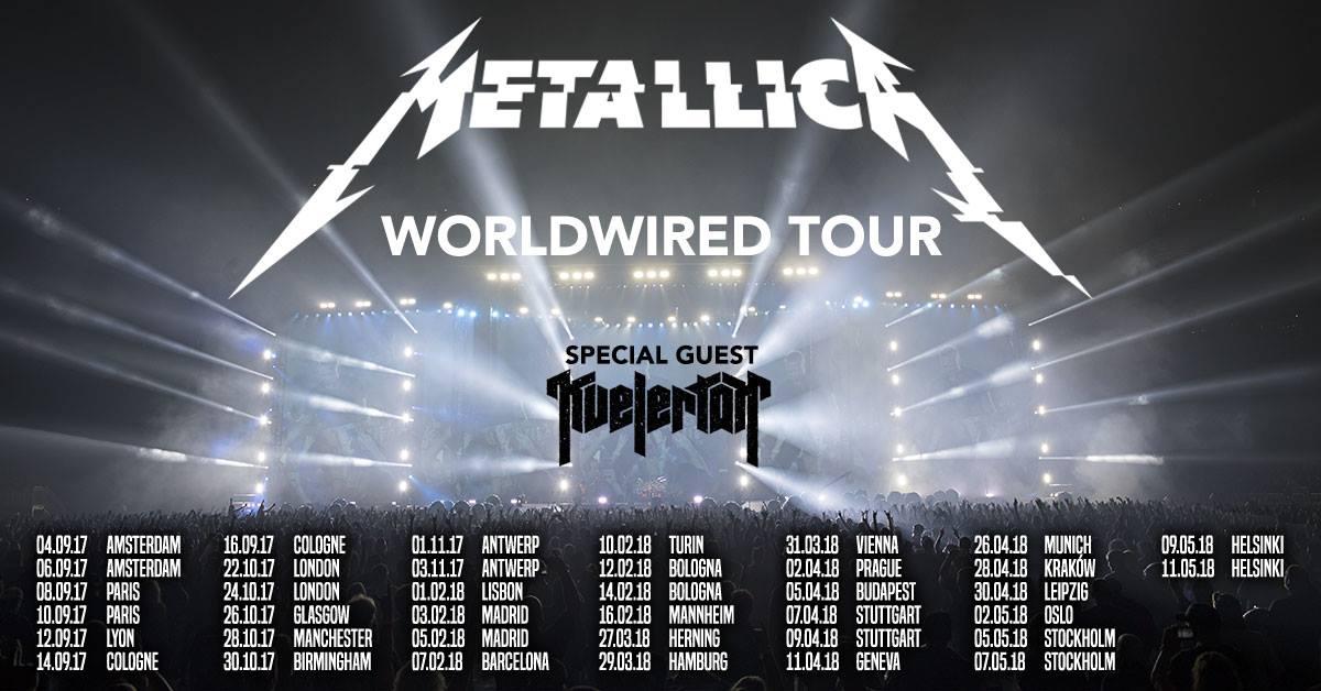 worldwired todas fechas gira europea