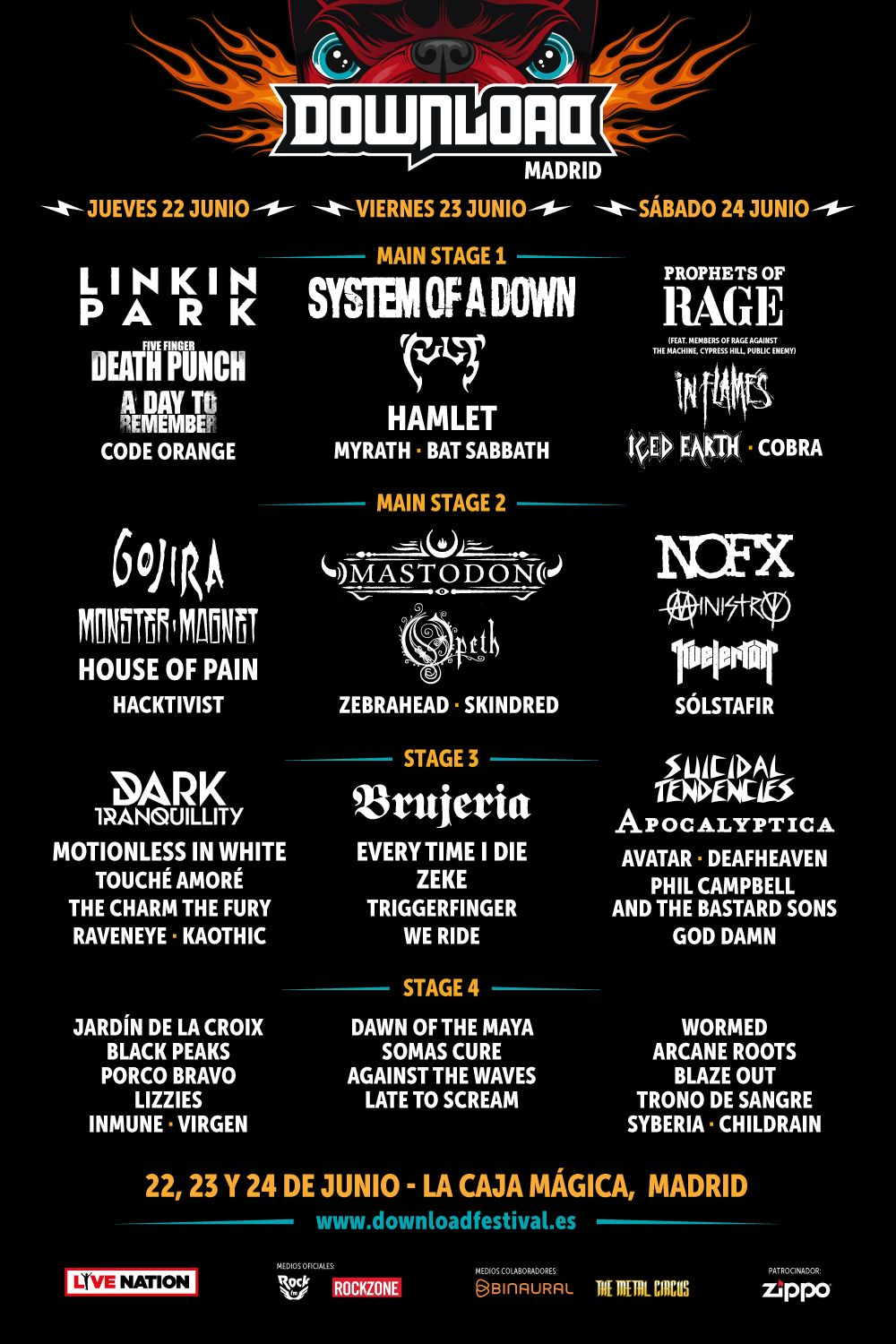 CARTEL DOWNLOAD MAD FEST