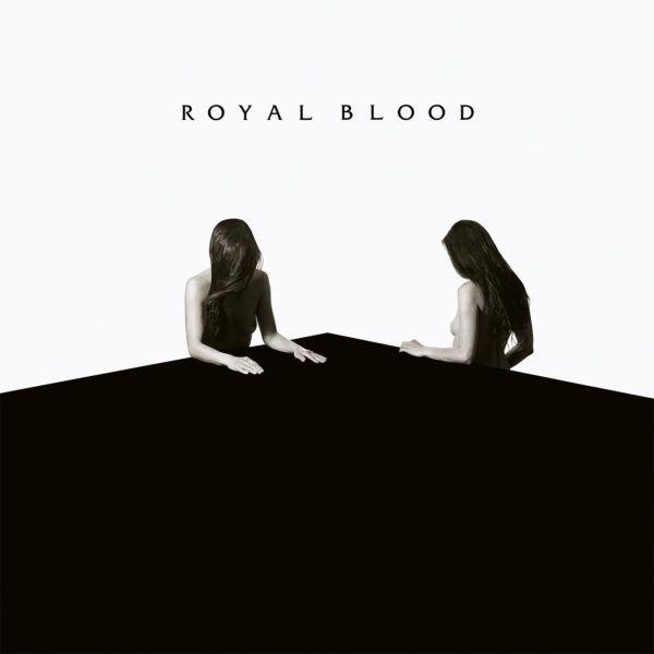 Portada Royal Blood 2017