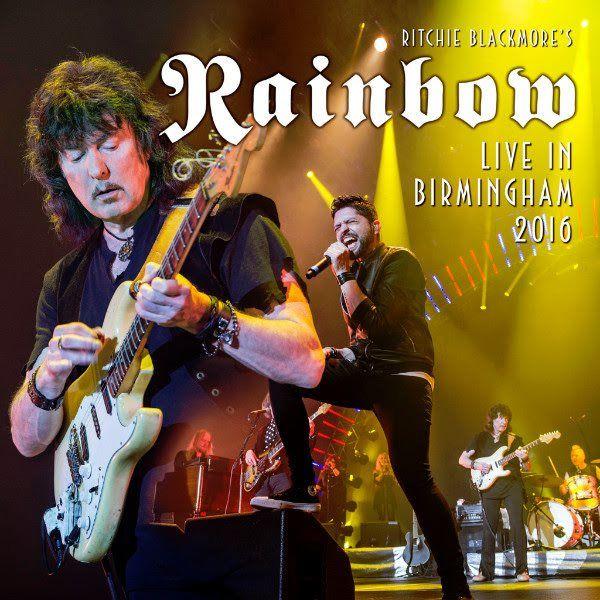 portada live in birmingham ritchie blackmore rainbow