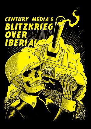 Blitzkrieg-over-ibera-century-media