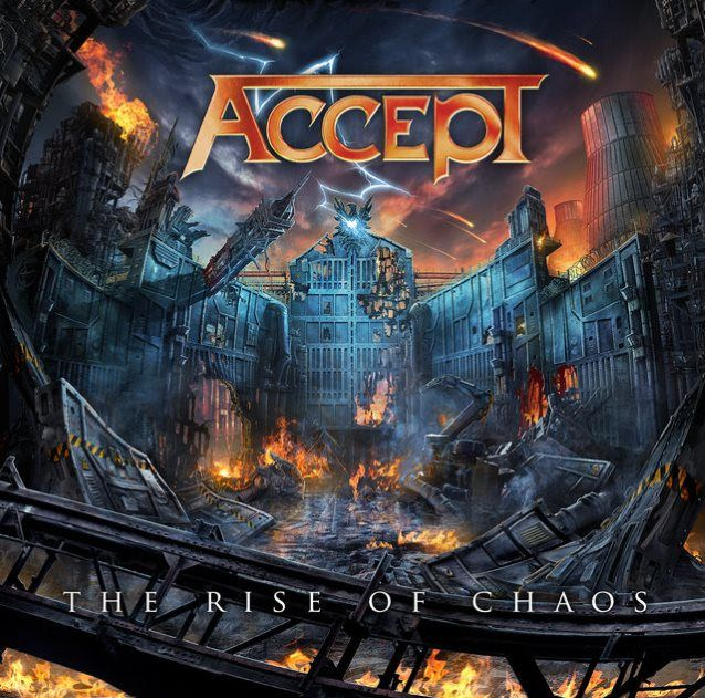 accept portada the rise of chaos