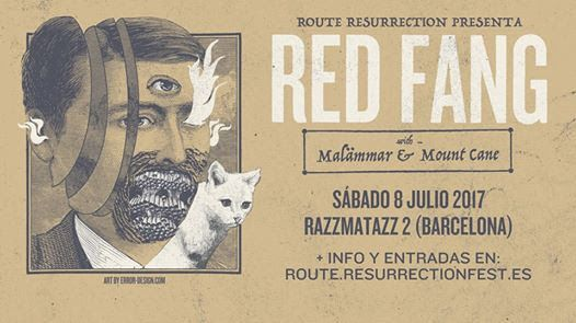 red fang resu