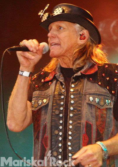 Brian Vollmer (Helix) Sweden Rock