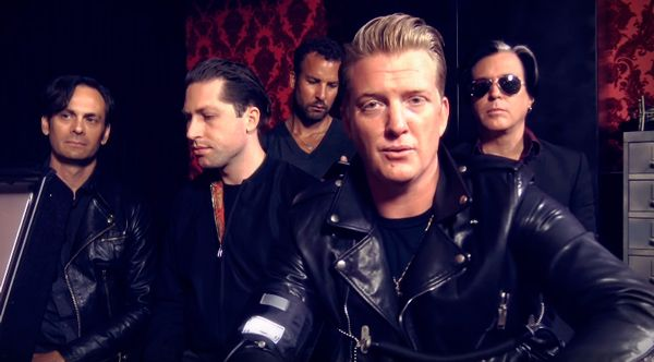 Queens of the Stone Age prepara nuevo disco con prominentes invitados