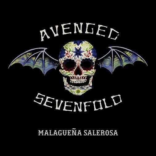 avenged sevenfold malagueña portada
