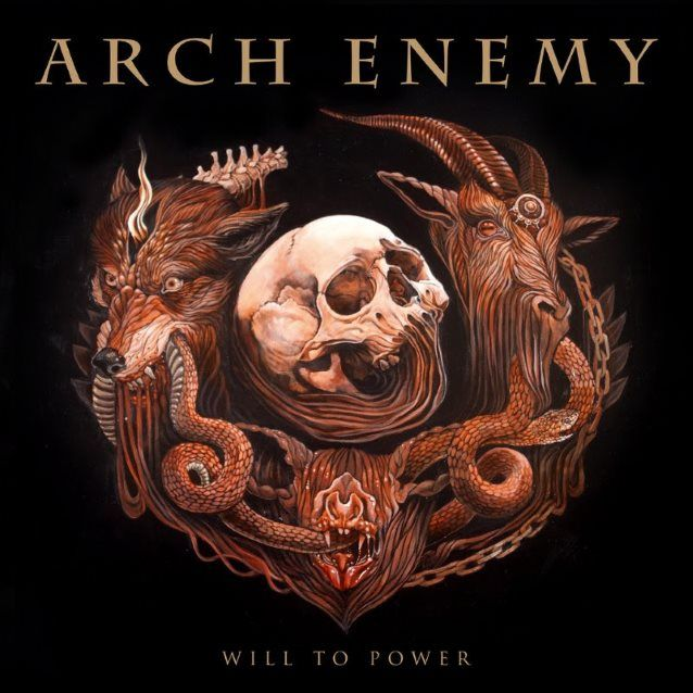 will to power arch enemy