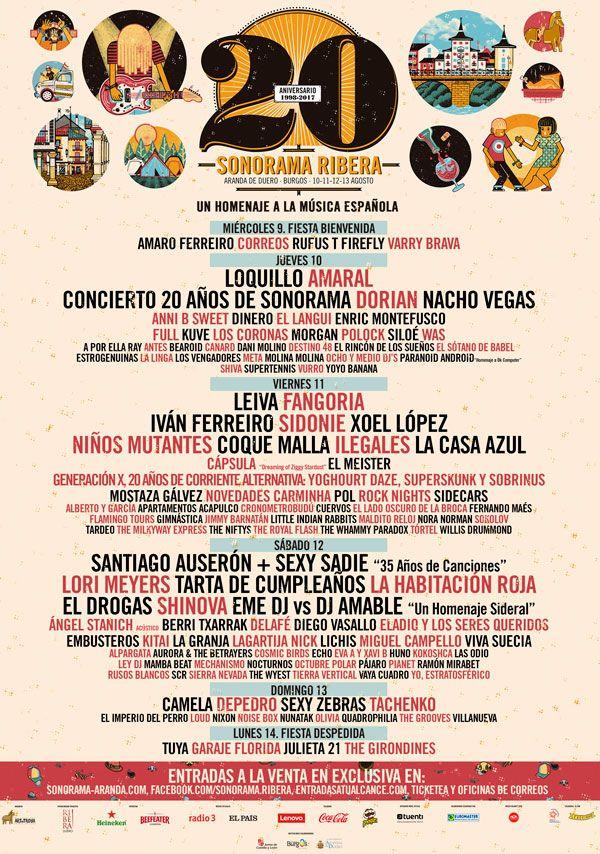 CARTEL-Sonorama