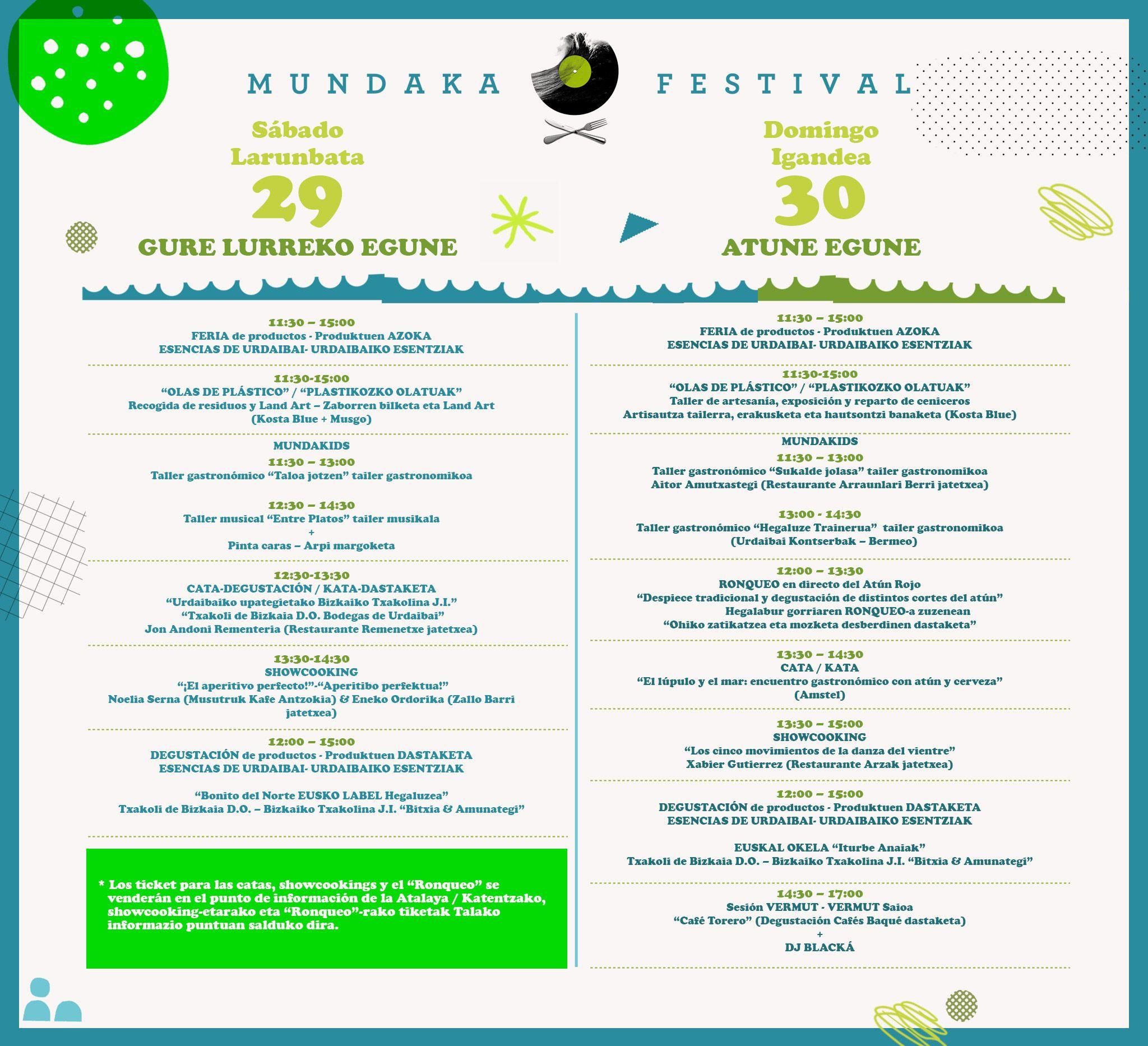 Mundaka-Festival-Información-Gastronómica