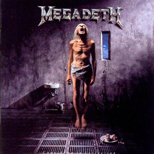 Portada de 'Countdown to Extinction' de Megadeth publicado el 14 de junio de 1992.