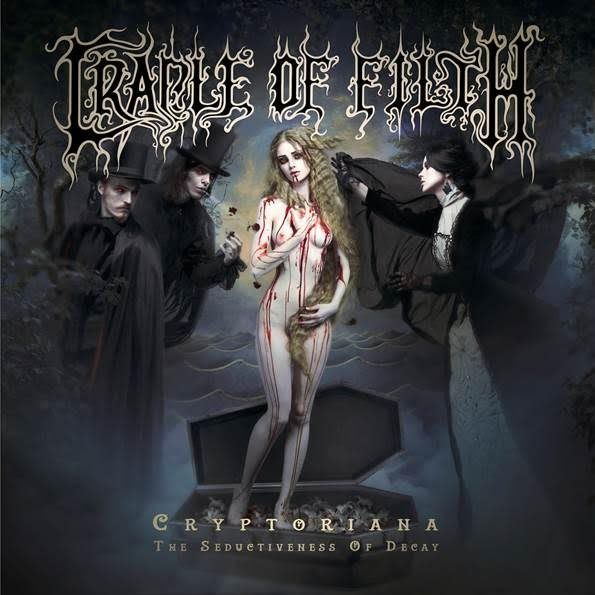 cryptoriana cradle of filth