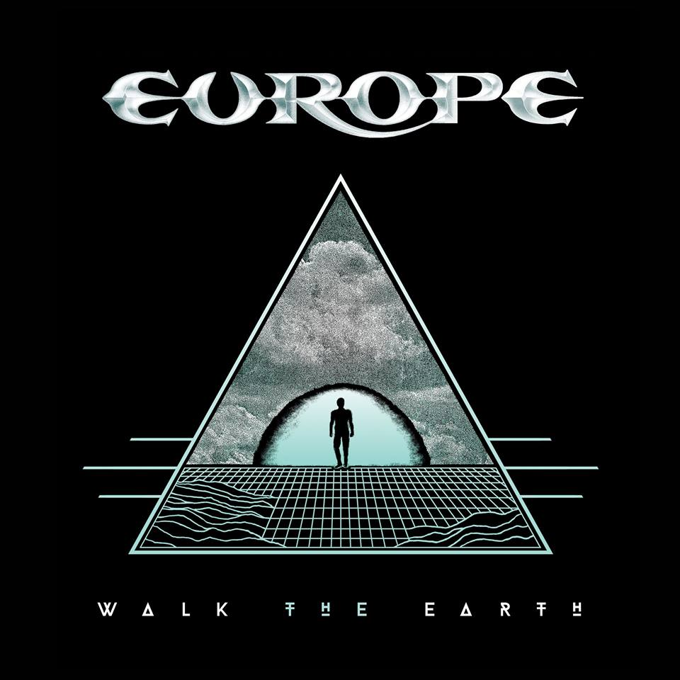europe walk the earth Portada