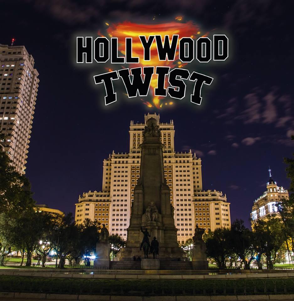 hollywood twist portada