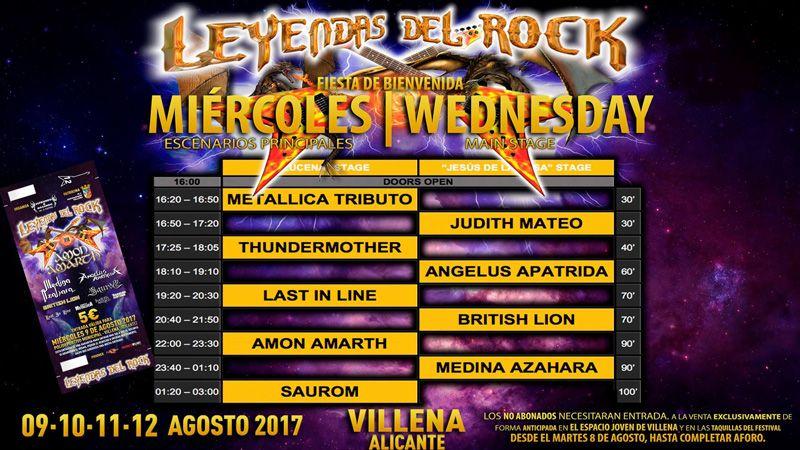 horarios-miércoles-leyendas-del-rock-2017