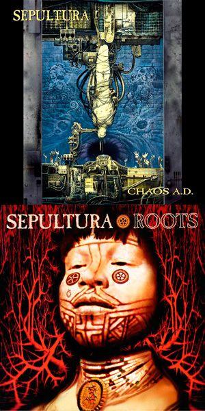 portadas-chaos-ad-roots-unidas-sepultura