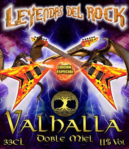 Etiqueta-Leyendas-Valhalla-Hidromiel