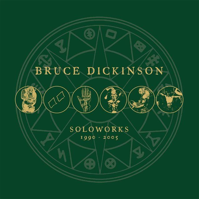 bruce dickinson solo works