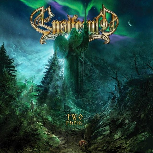 ensiferum portada two paths